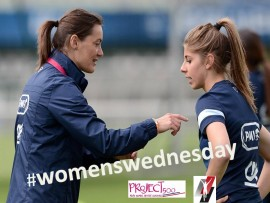 """Can female coaches help address """"the last taboo"""" in sport?"""