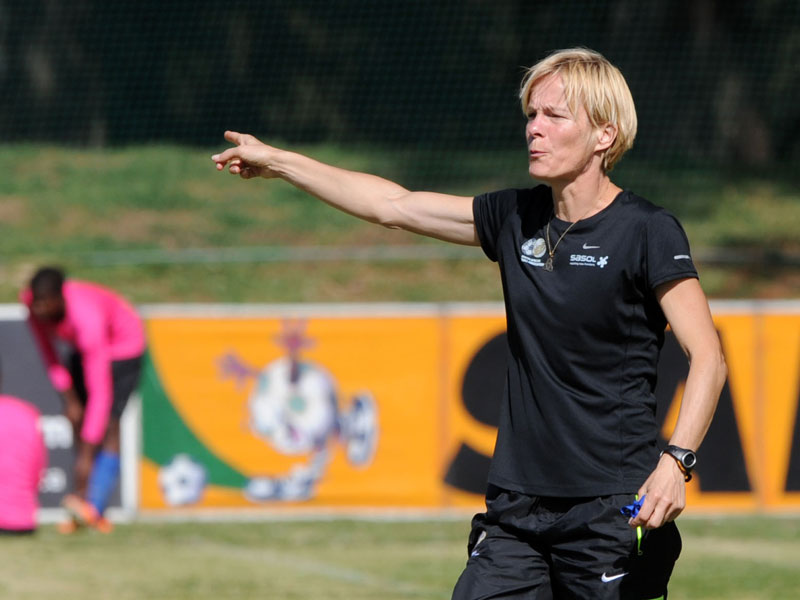NEWS: Coach Vera Pauw has pleaded with the minister to play his part support the team ahead of Rio Olympics. (South Africa)