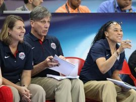 Road To Rio; EXCLUSIVE Interview with Cheryl Reeve – Assistant Coach to Team USA Women's Basketball (VIDEO)