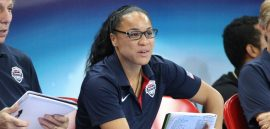 Road to Rio; EXCLUSIVE interview with Dawn Staley in the lead up to the Rio Olympic Games (VIDEO)