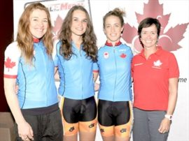 OLYMPIC COACH PROFILE; Denise Kelly – Cycling (Canada)