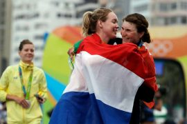 Maaike & Brecht; Day 2 Report on Team Netherlands (Dutch)