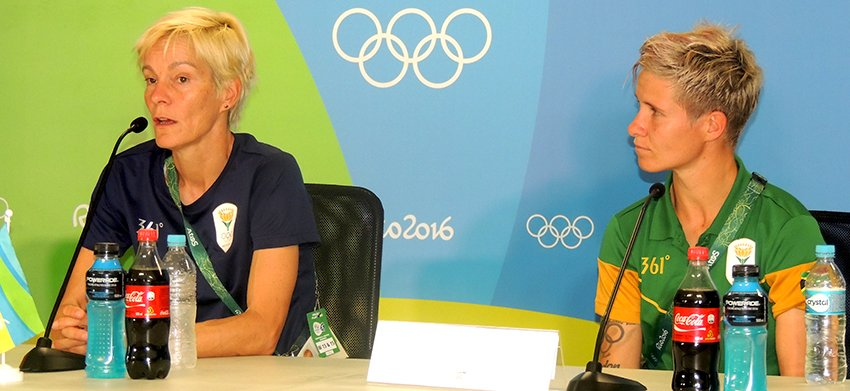 Former South Africa coach Vera Pauw has been shortlisted for the Best Fifa Women's Coach 2016 (Netherlands / South Africa)