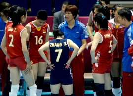 The Story of Lang Ping; Volleyballs first person to win Olympic Gold as both athlete and coach.