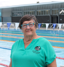 PARALYMPIC COACH PROFILE; Jan Cameron (Swimming – Australia)