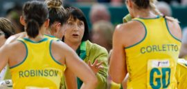 #CommonwealthGames ~ Netball; the sport filled with Female Coaches