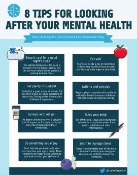 Tips For Looking After Your Mental Health