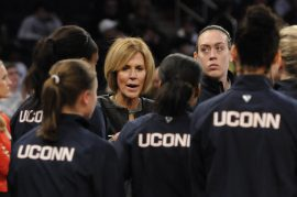 Women's Basketball Hall Of Fame 2017; Exclusive Video interview with Chris Dailey