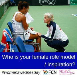 Who Is Your Female Role Model?