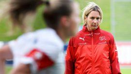 EURO 2017: Pre-tournament interview with Switzerland Head Coach Martina Voss-Tecklenburg