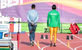 #London2017 – Meet Carmelita Jeter; The Fastest Woman in the World Turned Coach