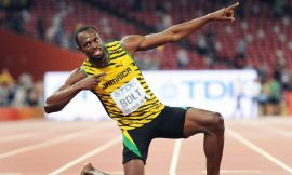 #London2017 – Lorna Thorpe; Meet the Woman Who Discovered The Fastest Man Alive – Usain Bolt