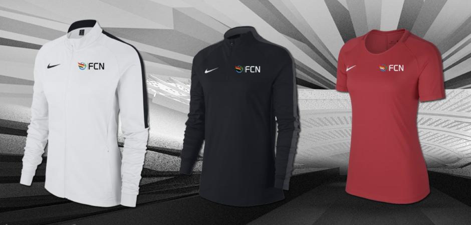 FCN Launch Brand New Women's Coaching Kit Range!