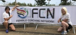 The FCN spend August promoting athletics and highlighting the impact of female coaches throughout Europe